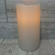 Flameless LED Candle With Remote Park Hill Collection With 6 Inch Real Wax