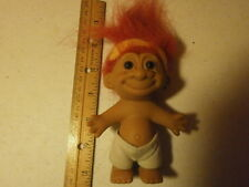 "Troll-Shorts and Headband-Team NFL-Red Hair-Brown Eyes-5""-Russ"