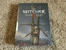 The Witcher Iii Wild Hunt / a Fractured Land Collectors Edition (Hardcover)- New