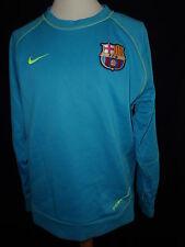 sweat FC Barcelone Nike bleu Taille 10 ans