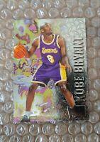1996/97 Fleer Metal Kobe Bryant Rookie #181 sharp RC looks MINT
