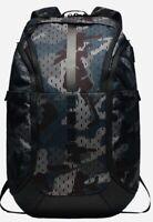 Nike Hoops Elite Pro Basketball Backpack Fuel Pocket Padded Durable NWT CAMO