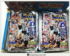 1993 Select AFL Trading Cards Sealed Loose Packs Unit of 4--packs