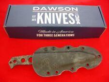 Dawson Limited Edition Screamin' Eagle Skeleton Fixed Blade Knife & Kydex Sheath