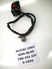 2005 SUZUKI LT-A700X KING QUAD 700 4X4 RUN HEAD LIGHT DIMMER SWITCH ON OFF