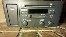 2001 - 2005 Volvo S60 V70 XC70 CD Cassette Player Radio AM/FM OEM HU-613