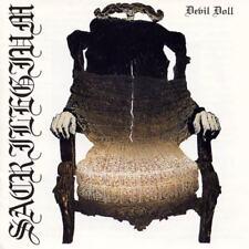 DEVIL DOLL Sacrilegium 2012 remastered Digifile CD / Mini LP cover Hurdy Gurdy