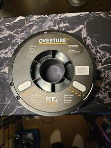 OVERTURE 3D Printer Filament TPU Blue 1.75mm , White