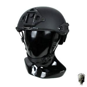 TMC-18AF Hunting Tactical AF Helmet w/ Shroud Airsoft Gear Mark Ver Military