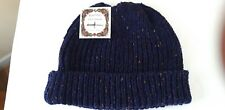 Irish Donegal 100% Wool Hat Handloomed Made in Donegal