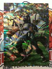 1995 Collector's Edge Time Warp #2 Troy Aikman / Marchetti /500 Prism  Parallel
