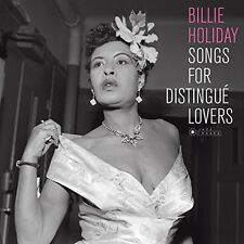 Billie Holiday - Songs For Distingue Lovers (Photo Cover By Jean-Pierre Leloir)