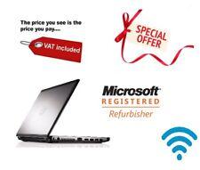 """FAST CHEAP DELL VOSTRO 3360 LAPTOP CORE i5 500 GB 4GB 13"""" LCD  WINDOWS 7 or 10"""