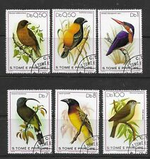 Sao Tome and Principe 1979 Birds  (27)) Canc