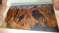 "Vintage Union Pacific Railroad Travel Poster 20x30"" Grand Canyon National Park"