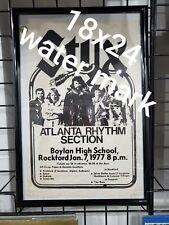Styx. Rock memorabilia. flyer. poster. 18x24 orig 70's first print Nm+ /Mt
