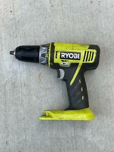 Ryobi P202 18v 1/2 inch Drill Driver TOOL ONLY!