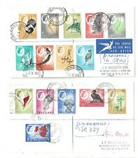 Swaziland SG#90 - 105 On FDC Etc (L43)