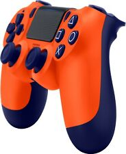 Ps4 Wireless Controller Sunset Orange Dual Shock for Sony Playstation 4