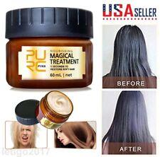 PURC Damage Dry Hair Repair Mask Treatment Magical Keratin Moisturizing Scalp