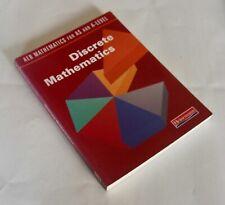 mathématiques discrete mathematics Heinemann grande Bretagne