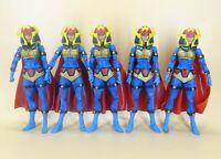 "lot of 5 DC Universe Classics   Wave 7 Big Barda action figure loose 6"" #d2"