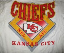 Vintage Union Gulf Label - 70s NFL KANSAS CITY CHIEFS AFC (MED) T-Shirt