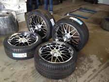 """19"""" Mercedes Benz W211 W212 W207 W210 Alufelgen Sommerkompletträder *Neu*Top"""