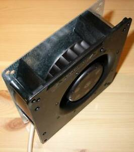 Papst Radial Blower  -  RG90-18/12N  -  12VDC - 135 mm - 7 Watt - 38 mm Thick