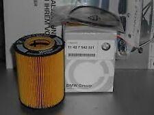 Oil Filter Petrol 8cyl Genuine BMW E60 5 6 Series E65 E66 E70 X5 11427542021