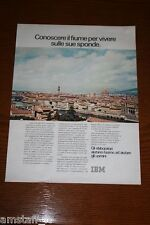 BB9=1972=IBM ELABORATORI COMPUTER=PUBBLICITA'=ADVERTISING=WERBUNG=