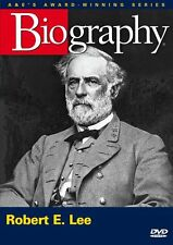 BIOGRAPHY: ROBERT E. LEE (A&E DOCUMENTARY) NEW AND SEALED