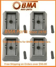 NEW URO BMW SET OF 4 JACK PADS FITS ALL 3 6 Z SERIES  51718268885