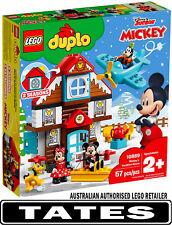 LEGO 10889 Mickey's Vacation House DUPLO? from Tates Toyworld