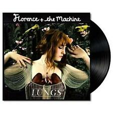 FLORENCE & THE MACHINE Lungs Vinyl Lp Record 180gm NEW Sealed