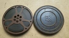 3 x RARE VINTAGE 16mm MOVIES ON ONE REEL, 2 x FELIX the CAT, 1 x DANCING GIRLS o