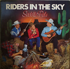 RIDERS IN THE SKY: Saddle Pals-1985LP