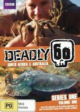 Deadly 60: Season 1 - Volume 1 = NEW DVD R4