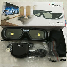 Active Shutter 3D Glasses ZF2300 With RF VESA Transmitter For Optoma Projector