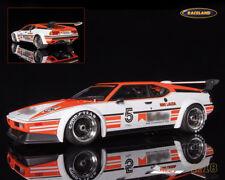 BMW M1 Procar Project Four 1° Hockenheim Procar 1979 Niki Lauda, Minichamps 1:12
