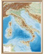 Cartina Sardegna Rilievo.Cartina Rilievo In Vendita Mappe E Atlanti Ebay