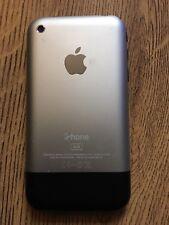 Original Apple iPhone 2G 1st Gen 8GB - Silver (Unlocked) Smartphone