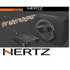 Hertz Dieci Starter Set - HERTZ HCP2 Amplifier + HERTZ DBX25 Subwoofer