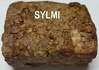 Raw African BLACK SOAP Organic 20 Lbs From GHANA Pure Premium Quality 20 Pounds