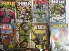 Hulk 250 Modern age collection lot 1995-2008 14yr run 230 comic set World war *