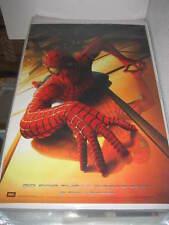 SPIDER-MAN (2002) ORIGINAL 27x40 SS GLOSSY MOVIE POSTER (537X)