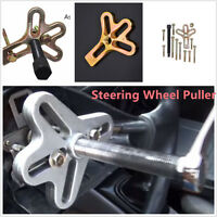 Carbon Steel Harmonic Balancer Steering Wheel Puller Kit Gear Damper Tool New