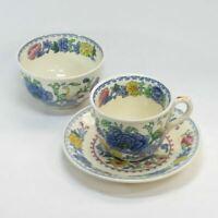 "Mason's ""Regency"" Plantation Colonial Ironstone Teacup, Saucer & Sugar Bowl"