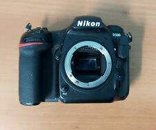 Nikon Fotocamera Digitale Reflex D500 body (USATO) GARANZIA 6 MESI