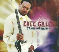 ERIC GALES - TRANSFORMATION 2011 US CD IN DIGIPACK * NEW *